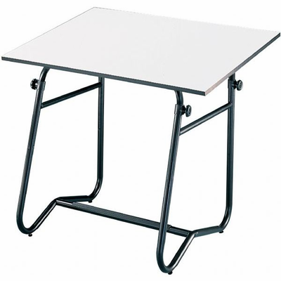 Alvin� Integra Table Black Base 30