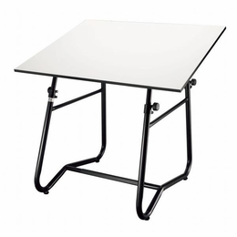 Alvin� Integra Table Black Base 36