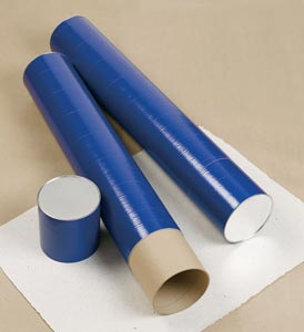 "Alvin® Indigo Fiberboard Tubes 31"" (box of 12 pcs)"