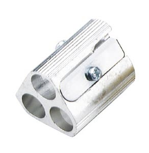 Alvin Metal Hand Pencil Sharpeners (3 Size) - Box of 12