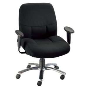 ALVIN® Olympian EXTRA-LARGE Comfort Chairs (Office or Drafting Height) - Click to enlarge