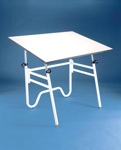 Alvin Opal Folding Drafting Table