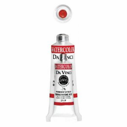 Alvin Paint W/C Cad Scarlet 37Ml - Box of 3