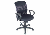 Alvin� Salambro Mesh Fabric Manager�s Office Height Chair