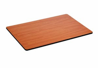 Alvin Table Top 24X36 Wdgrn Rnd Crnr