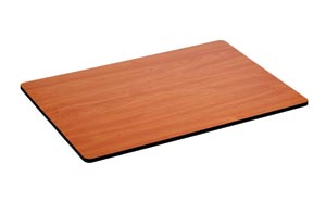 Alvin Table Top 30X42 Wdgrn Rnd Crnr