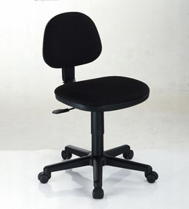 "Alvin Task Chair-""Comfort"" Black"