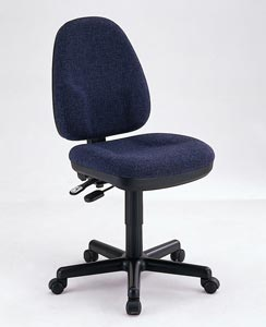 Alvin Task Chair - Monarch Black