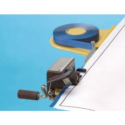 ALVIN Reinforced Edge-Binding Blue Tape - Click to enlarge