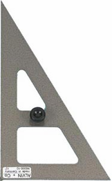 Alvin Triangle Ni/Steel 30/60Deg 15I