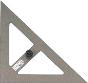 Alvin Triangle Ni/Steel 45/90Deg 15I