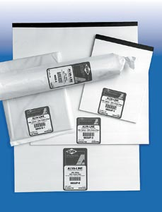 Alvin� Alva-Line Tracing Paper with Title Block and Border 100-Sheet Pack 17 x 22 - Click to enlarge