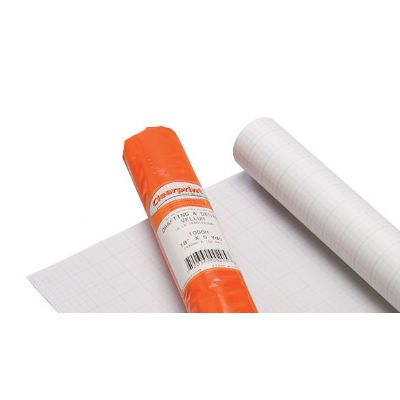 Clearprint® 1000H Series 30 x 50yd Unprinted Vellum Roll - Click to enlarge