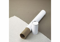 "Alvin� White Fiberboard Tubes 31"" (Box of 24 pcs)"