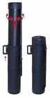 "Alvin Zoom Telescopic Tube   6"" Id"
