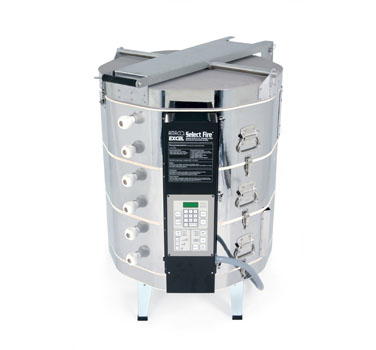AMACO Excel Kilns - EX-270 with Sitter/Timer, 240V AC, single phase