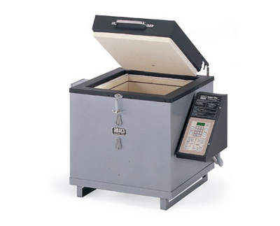 AMACO Master Kiln Series - EC-55 Kiln with Select Fire, single phase, 220/240V AC