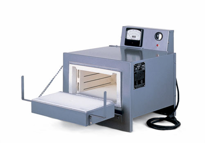 AMACO Metal Enameling Kilns - 62-EFC Kiln with pyrometer, single phase, 110V AC
