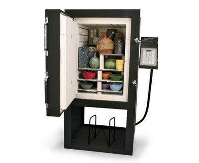 AMACO Professional Kiln Series - AH-25 Kiln, single phase, 208V AC with Select Fire