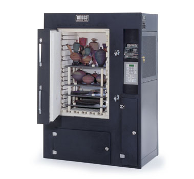 AMACO Professional Kiln Series - AH-30 Kiln, three phase, 240V AC with Select Fire