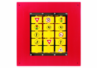 ANATEX Busy Cube - Traffic Memory Wall Panel