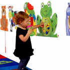 ANATEX Frog Wall Panel