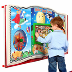 ANATEX Mother Goose Wall Panel