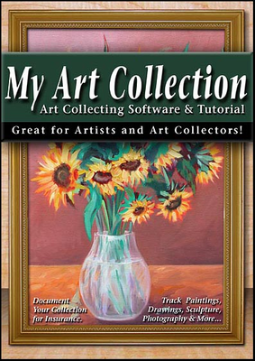Art Collection Software - Click to enlarge