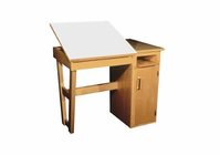Art/Drafting Table - 2 piece adjustable-17