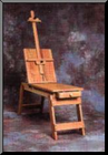 Art Horses and Bench Easels