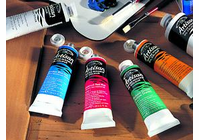 Artisan Water Mixable Oil Paint (1.25 oz.) - BURNT SIENNA