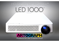 ARTOGRAPH LED 1000 HD Digital Art Projector