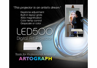 ARTOGRAPH LED500 DIGITAL ART PROJECTOR