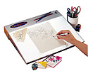 Artograph LIGHT TRACER� II Light Box - Click to enlarge