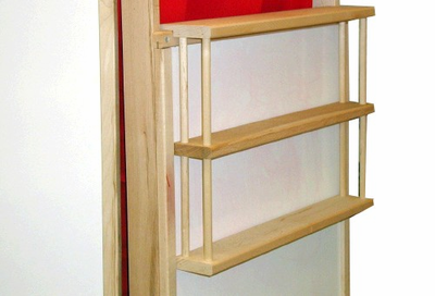BEKA 3-Tiered Shelf