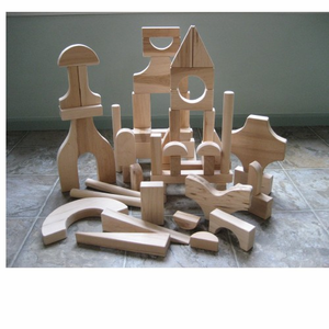 BEKA Special Shapes 51 piece Block Set