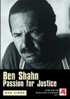 Ben Shahn: Passion for Justice Video (CC) DVD/VHS