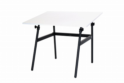 "Berkeley Classic Black Base White Top 24 x 36"" B Top"