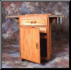 "BEST Easel's - ""TERRERO"" Artist Taboret and Easel Stand"