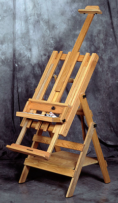 BEST HALLEY Easel - Click to enlarge