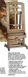 BEST RAMON KELLEY CRANK Easel - Click to enlarge