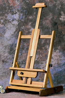 BEST's DELUXE TABLE TOP Easel - Click to enlarge