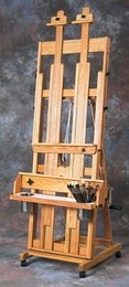 BEST SANTA FE 2 easel - Click to enlarge
