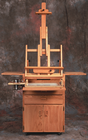 BEST Sitha  Taboret with Easel