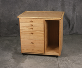 Best Studio Taboret 5 Drawer with Cubby