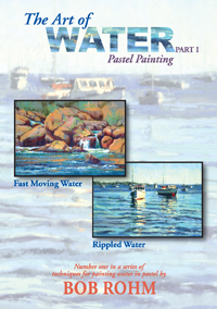 Bob Rohm: The Art Of Water / 2 DVDs (Pastel) - Click to enlarge