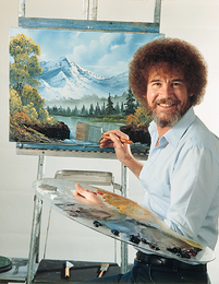 Bob Ross 3-Hour Workshop Video/DVD