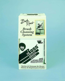 BOB ROSS CLEANING SYSTEM - Click to enlarge