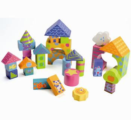 Boikido Blocks - 30 Pieces