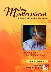 Brushstrokes: The Painter's Touch Video (DVD/VHS)